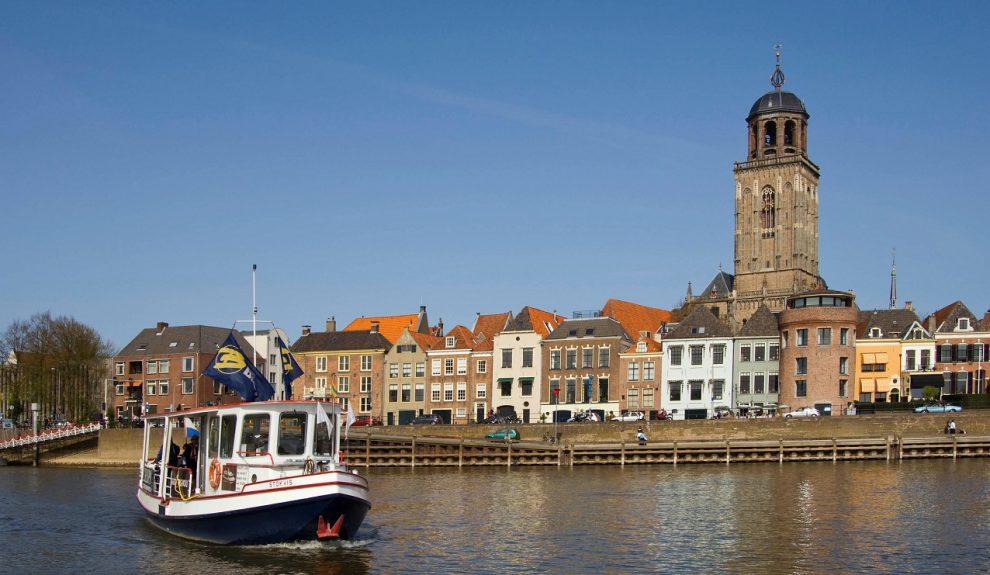 Deventer – IJsselaanzicht